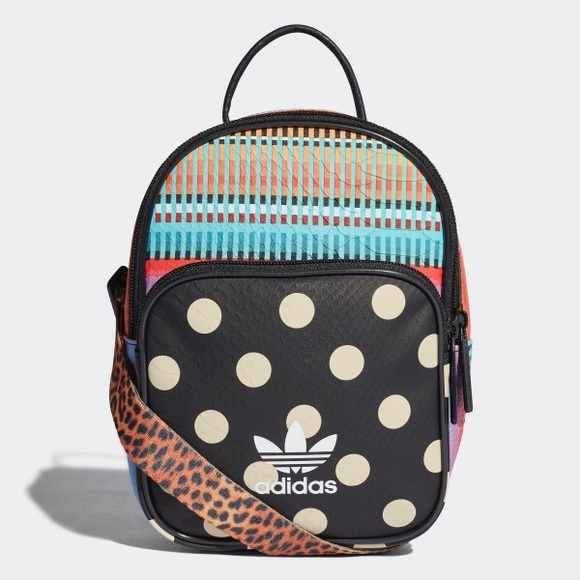 0ffd6bb28d3a Adidas Originals x Farm Multicolor Mini Backpack. M 5c16069efe51515744d9cad9